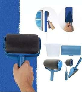 Paint Roller Rodillo Sin Costura Paredes Facil Limpio Rapido