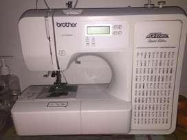Maquina brother 100 puntadas CE 1100 PRW