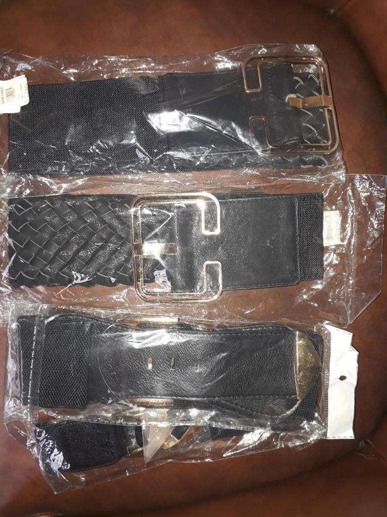 Cinturones Elegantes Nuevos Importados 0