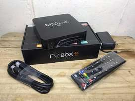 TV BOX 4K ANDROID 9