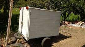 furgon para moto $500.000 negociable