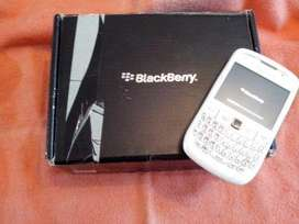 BLACKBERRY 8520 FLAMANTE CASI SIN USO!! VARIAS APLICACIONES Y CAMARA! IDEAL 2do EQUIPO!!