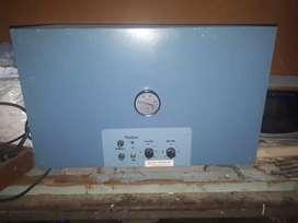 Maquina termorelieve con horno
