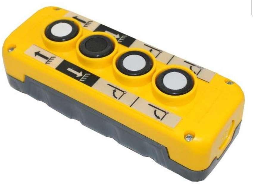 Botonera Control de Pulsadoras 0