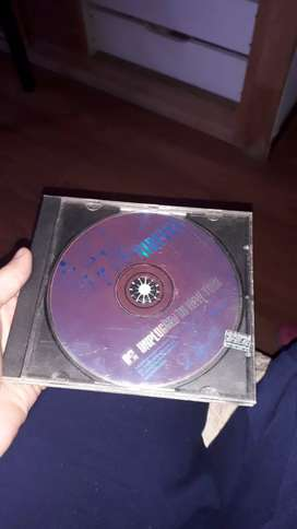 VENDO CD DE NIRVANA