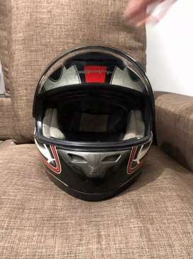 Casco para motocicleta