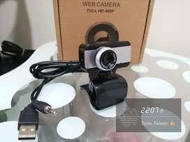 Web camara full Hd 480p