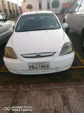 El carro se encuentra en perfecta condiciones y disponible a cualquier prueba