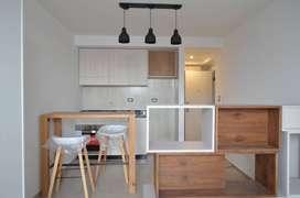 OVIDIO LAGOS 500 AMBIENTE UNICO 35 m² BALCON AMENITIES ENTREGA ABRIL 2021