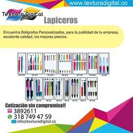 Lapiceros publicitarios Lapiceros personalizados lapiceros medellin  esferos medellin lapiceros baratos medellin