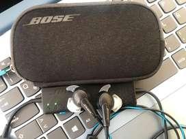 Bose QC20 con cancelación de sonido