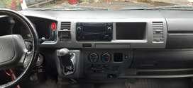 Toyota hiace combi 2kD