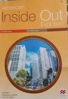 Vendo libro de inglés American Inside Out - nivel II vipri