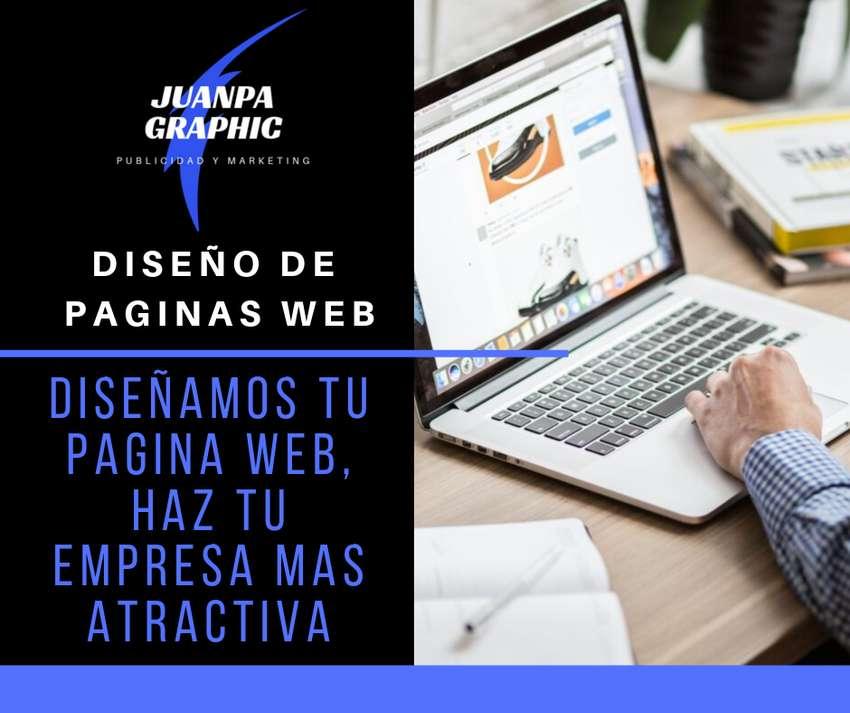 Diseñamos tu página web 0