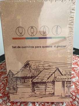 Kit de Cuchillos para Queso