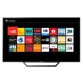 sony LED 55 KDL55W655D Full HD Smart TV