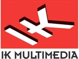 Interface Ik Multimedia IRIG HD audio Music Box