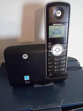 Vendo teléfono inalámbrico Motorola DECT 6.0