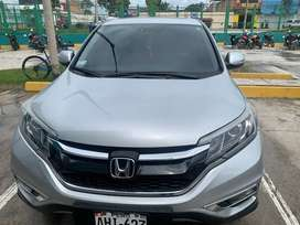 HONDA CRV VERSION TOURING
