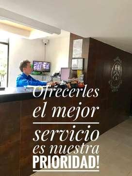 SERVICIO DE HOSPEDAJE