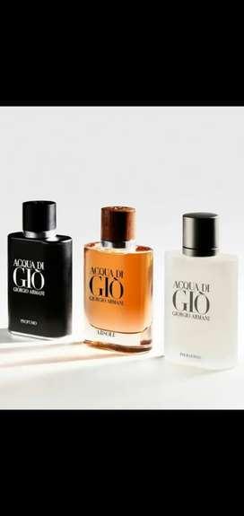 Perfumeria Acqua de gio