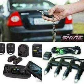 Alarmas y cierre centralizado para todo tipo de vehículos