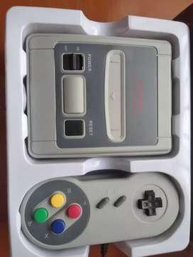 Súper Nintendo mini sfc