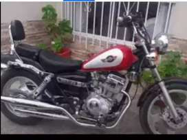 Moto Guerrero impecable