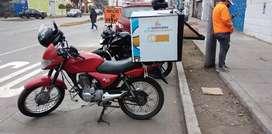 Servicio de motorizado