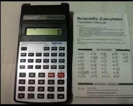 Calculadora Científica 2 Pilas AA