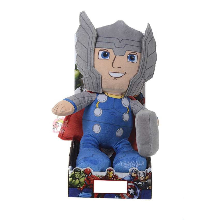 Peluche Thor Marvel Original End Game Juguete Importado 0
