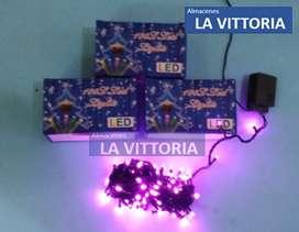 Focos 100 Luces Led Adorno Navideño