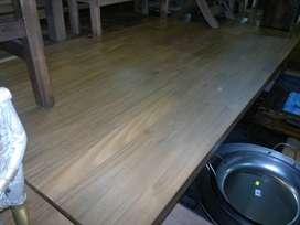 Mesa de madera 1 x 2