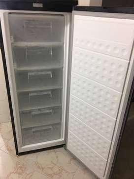 Congelador vertical Wonder