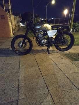 Yamaha Ybr 125 Cafe Racer