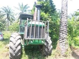 tractor John Deere 8430 articulado