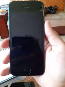 iPhone 5 para repuesto (no enciende )