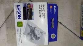 cartuchos y cintas para impresoras Hp, Epson, Lexmark originales precio de remate.