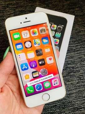 Iphone SE libre 64 gb tomo menor