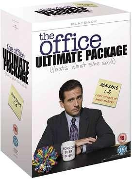 The Office (2005-2013) Serie completa ENVÍO INCLUIDO