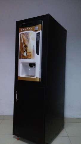 Expendedora de café a monedas│MAQUINA EXPENDEDORA DE CAFE