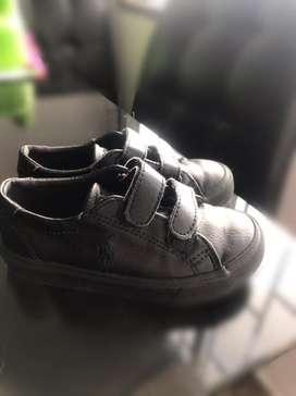 Zapatos polo originales talla 25