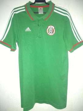 Camiseta Mexico Adidas Original