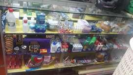 Se vende vitrinas grandes estanterias y mercancia en muy buen estado