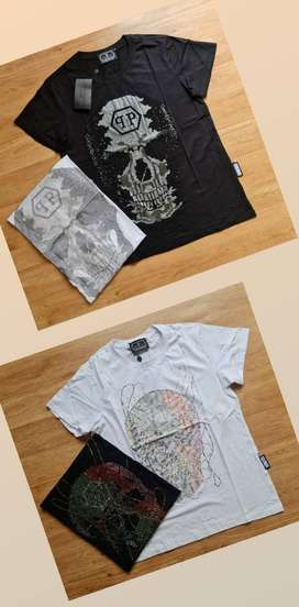 Camisetas importadas para Hombre Philipp plein