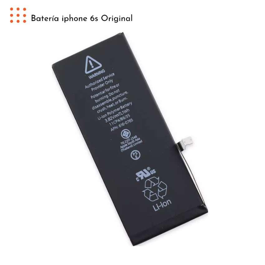 Batería iPhone 6s Original Nueva 2 meses de garantía