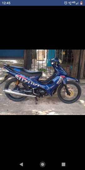 Vendo Suzuki Best 125