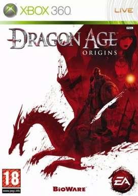 vendo o cambio Dragón age origins xbox 360