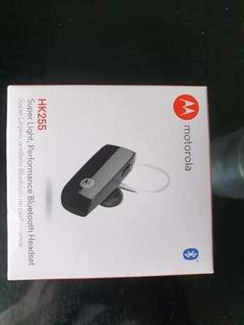 Auricular Bluetooth Original De Motorola Hk255 Nuevo