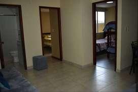 (Cuenca) Departamento Amoblado / Alquiler vacacional / Renta Temporal - Zona central de Cuenca
